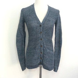 Ralph Lauren Hand Knit Button Down Cardigan CHK
